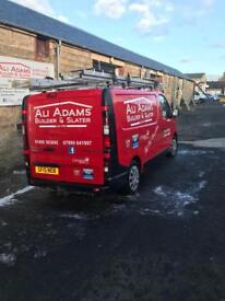 Renault traffic business 15plate