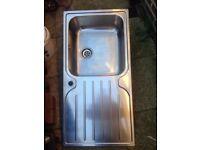 kitchen sink £10