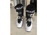 Children's Salomon Ski boots