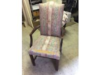 Set of 6 Strongbow Dining Chairs
