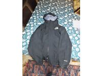 North Face Girls Black Triclimate jacket 10-12yrs