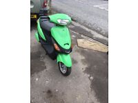50cc scooter for sale only 137 miles on the clock