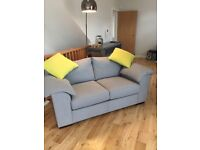 New Collins and Haynes Designer Sofa (2 Seater)