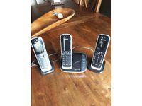 Cordless Phone,Trio Handset - Panasonic KX-TGJ323E