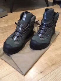 Salomon Mens Walking Boots Size 10.5 QUEST PRIME GTX