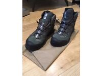 Salomon Mens Walking Boots Size 10.5 QUEST PRIME GTX