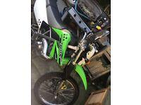 Kawasaki KLX 125cc 2017