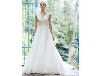 Maggie Sottero Bellissima Wedding Dress Size 14