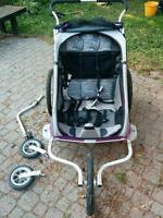 Chariot Cougar 2 - double stroller