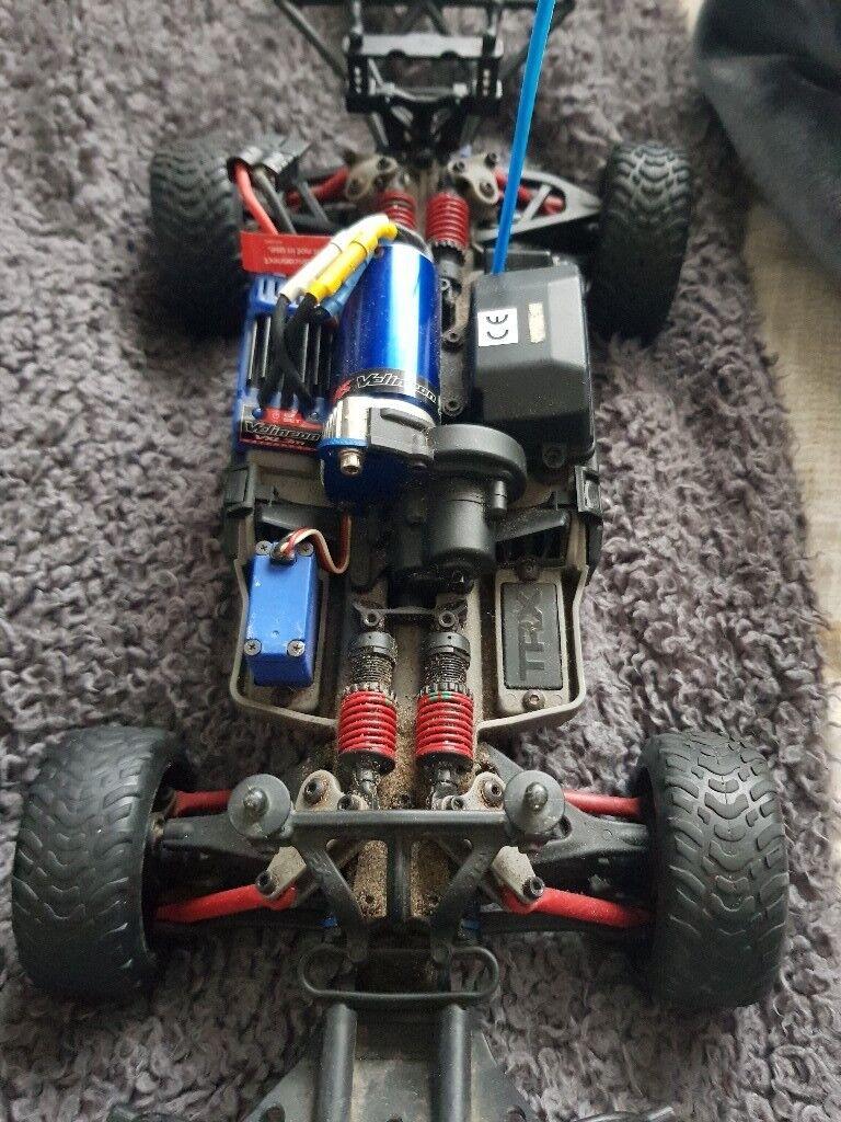 RC Car Traxxas Slash Vxl 4x4 Brushless 1 16