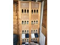 Pigeon hen boxes