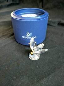 Swarovski crystal small butterfly
