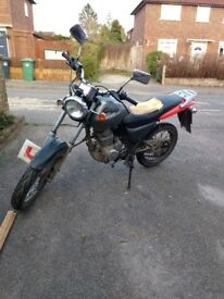 *SOLD* REPAIR PROJECT MOTORCYCLE - CITY FLY CLR 125