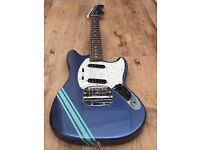*NEW* - Japanese Fender FSR Competition Ltd Edition Mustang with Matching Headstock - Can Deliver!