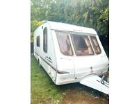 Swift charisma 4 berth L shape seating awning immaculate condition