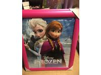2 brand new large frozen pictures