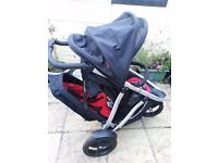 Phil & Teds Vibe Double pushchair