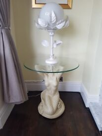 Coffee & Side Tables. Mermaid Style. In Excellent Condition