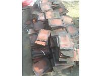 Reclaimed Red Clay Hanging Tiles (250 approx)