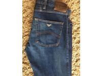 Armani jeans 34 x 34