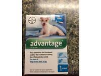 Advantage treatment