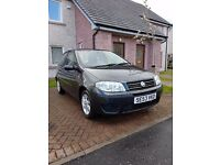 Fiat punro 1.2 with full mot and low miles
