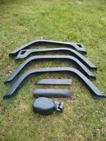 Parts for wrangler jeep