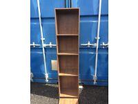 Bookcase With Adjustable Shelf