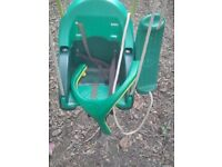 Kids Swing with changeable seating and adjustable seats - Great Condition