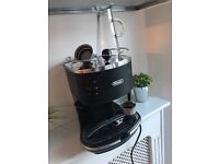 Delongi coffee machine