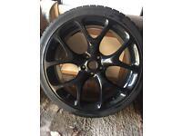 Astra VXR/GTC alloy wheels
