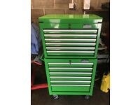 Halfords industrial tool box - tool chest - welder - snap-on
