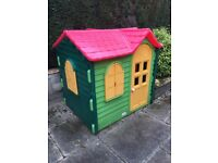 Little Tikes Country Cottage Playhouse, Evergreen.