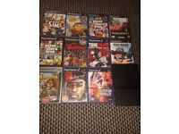 Ps2 slimline and games with controller.