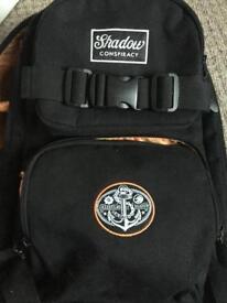 Shadow conspiracy camera bag