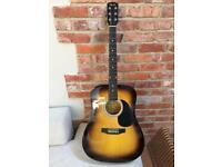 Fender Squier Acoustic Guitar SA-105