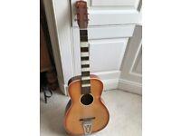Airline vintage 6 string guitar