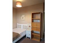 Good Sized Bright Double Room Close to Tube Available Now for Short Let (All Bills Inc.)