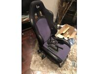 Obutto Ozone sim racing chair