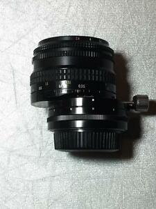Nikon PC Nikkor 35mm F2.8 (Perspective Control Shift Lens)