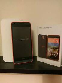 HTC desire 620 8gb locked on o2 and Giffgaff( iphone,Samsung a3,a5,s6,626,530,10,5s,se)