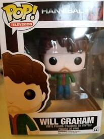 Will Graham pop vinyl figure