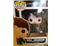 Will Graham pop vinyl figure