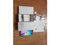 SAMSUNG GALAXY S6 EDGE gold platinum,unlocked