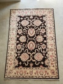 Authentic Pure Wool Rug