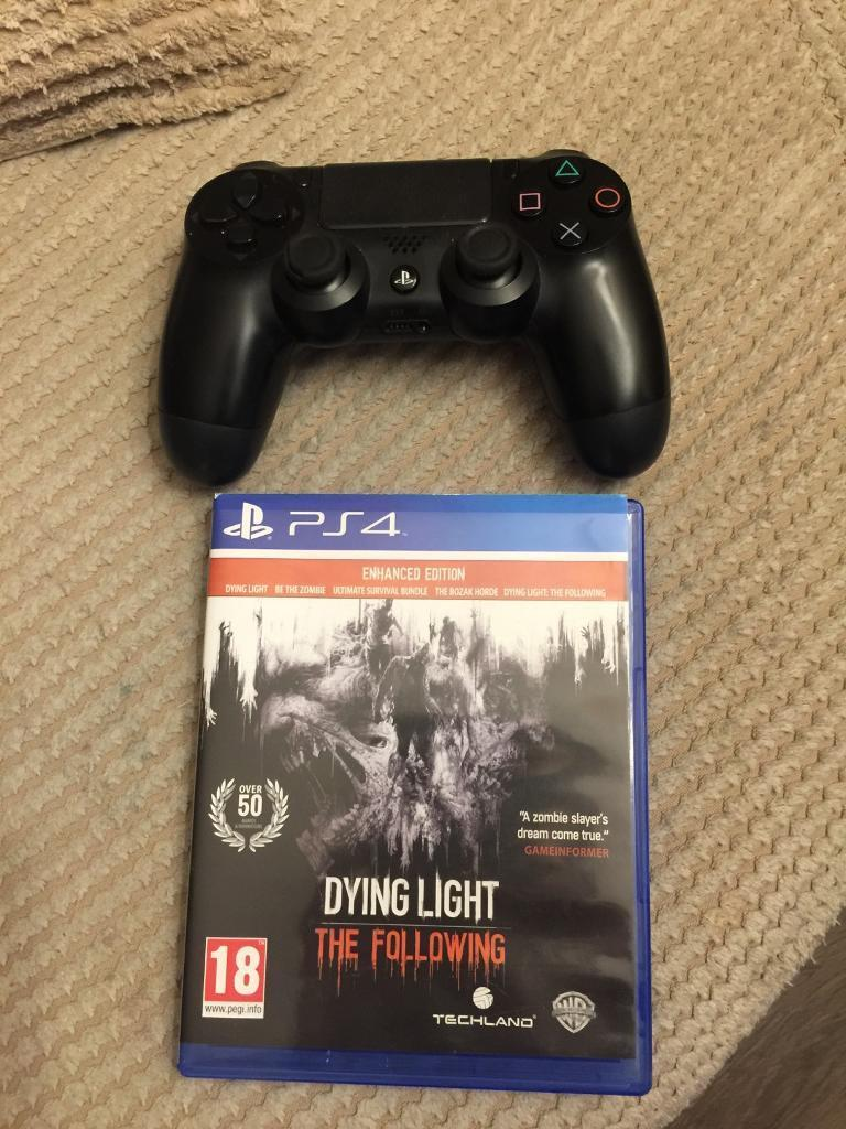 Game and controller for sale