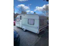 4 berth caravan for sale