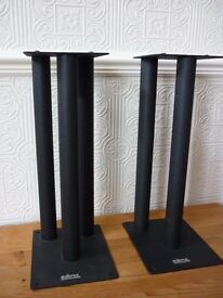 Pair of RDX speaker stands