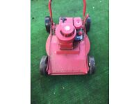 LAWN MOWER VERY OLD