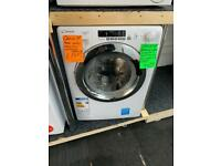 Brand new 9kg ld candy 1600 spin washer